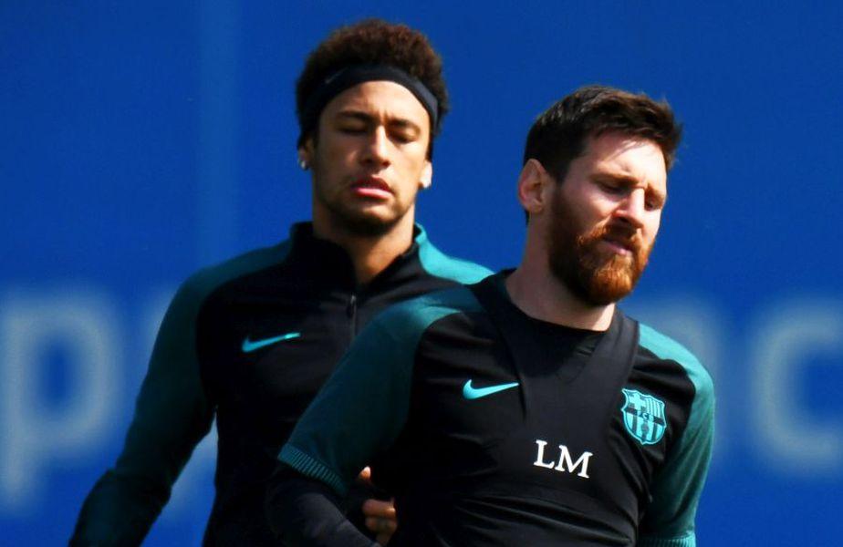 Lionel Messi și Neymar ar putea redeveni colegi // foto: Guliver/Getty Images