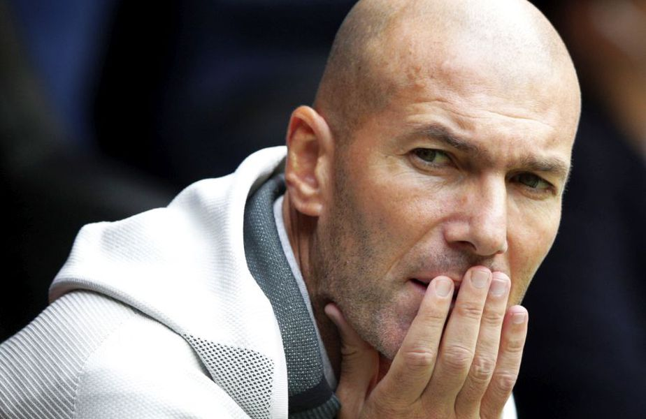 Zinedine Zidane // foto: Guliver/Getty Images