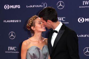 Probleme în cuplu pentru Novak Djokovic? Presa din Anglia scrie despre o posibilă ruptură cu soția sa, Jelena